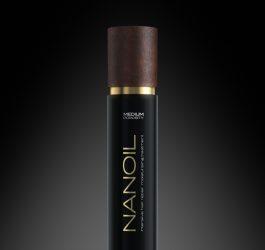 Масло за коса Nanoil - защото косата Ви има значение!